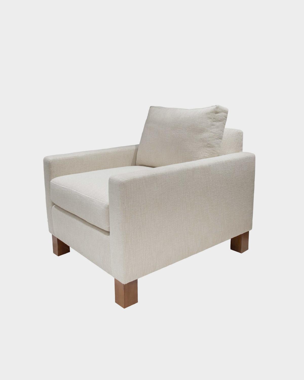 The Gregory Club Chair by Studio Van den Akker
