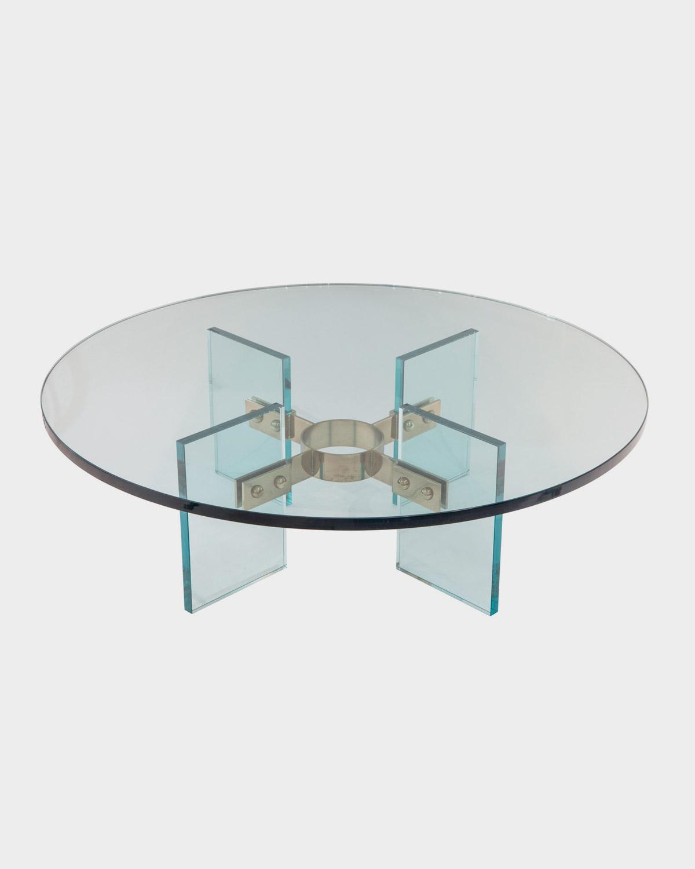 The Jules Cocktail Table by Studio Van den Akker