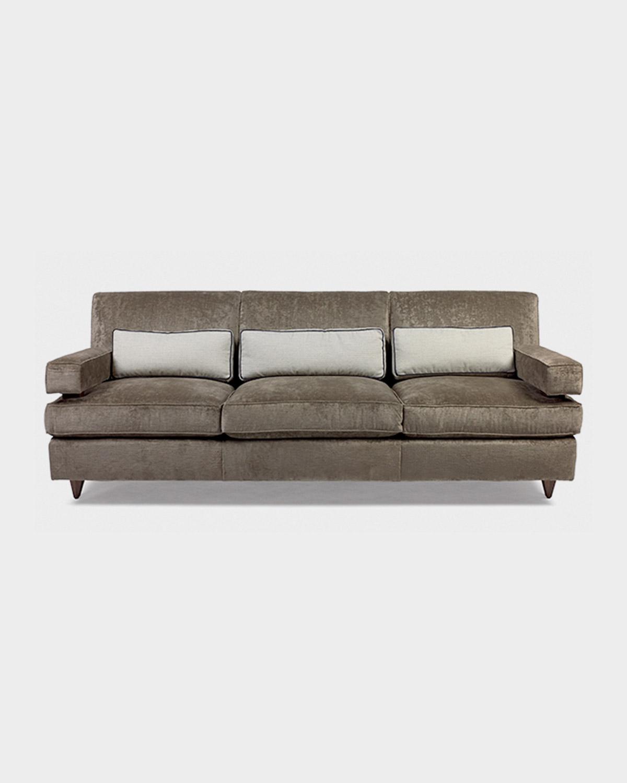 The Maximillion Sofa by Studio Van den Akker