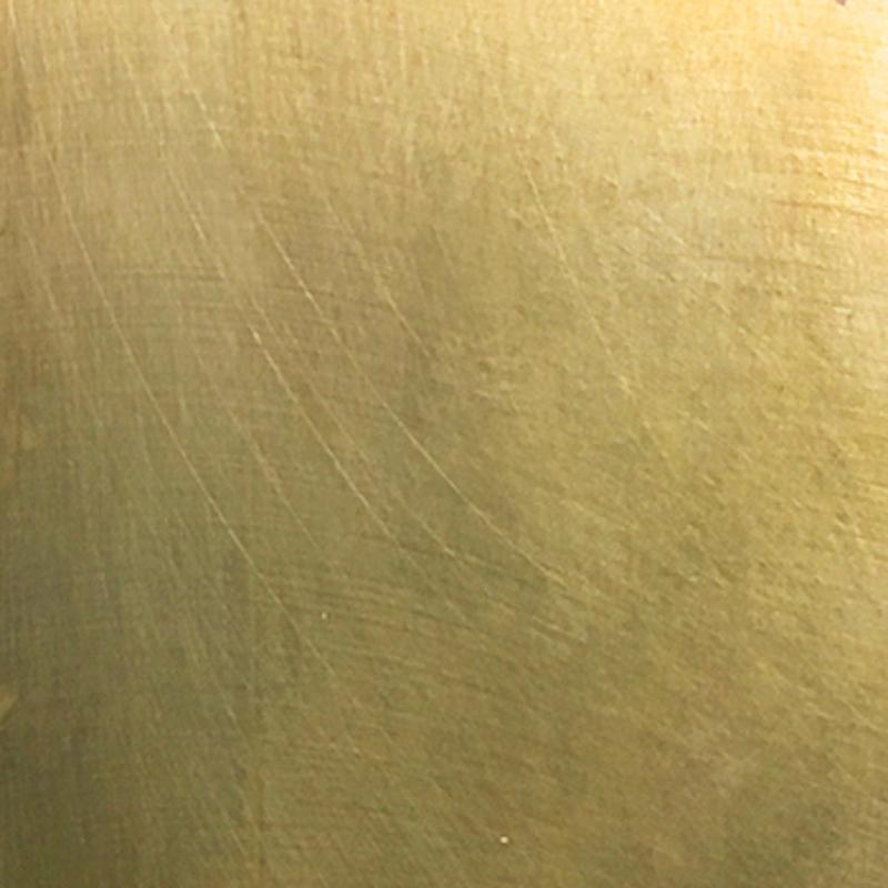 Waxed Brass