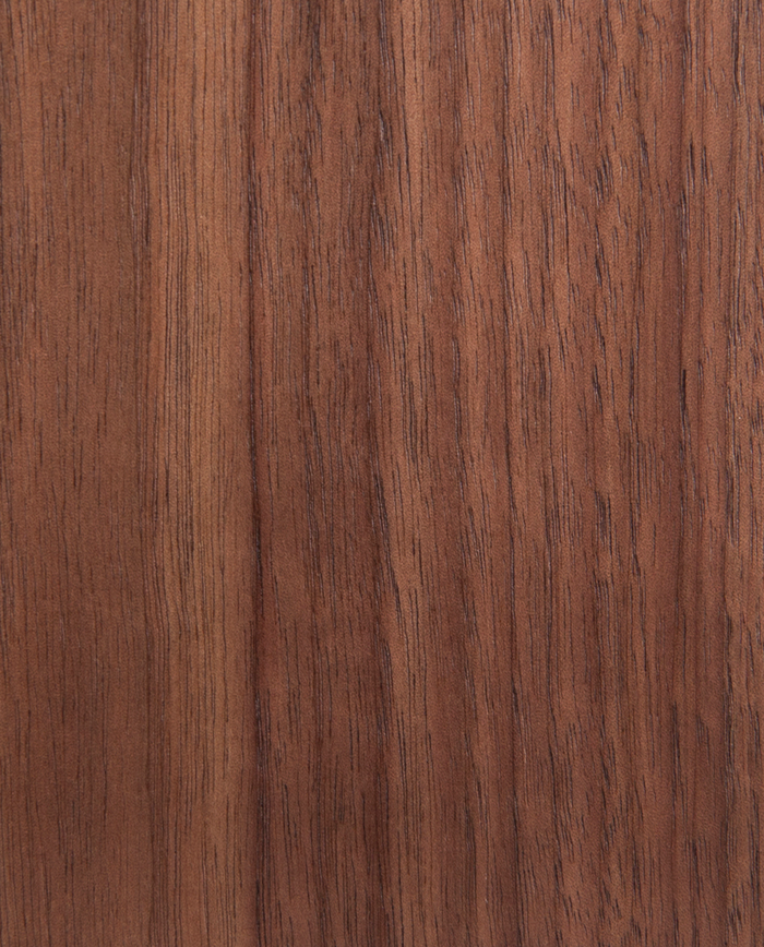 Black Walnut Clear Finish Satin Poly