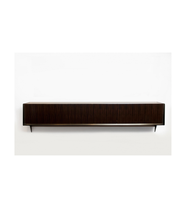 The Keel Floating Credenza by Pipim
