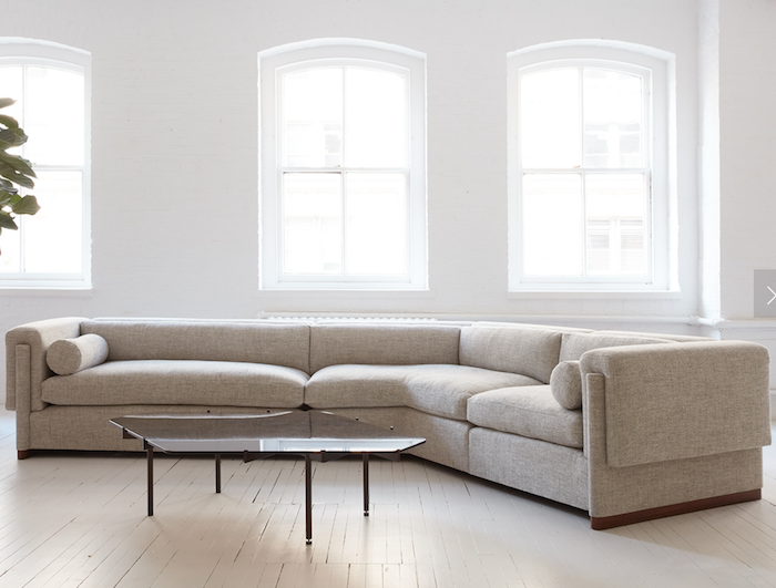 Fine The Howard Sectional Sofa By Egg Collective Pabps2019 Chair Design Images Pabps2019Com