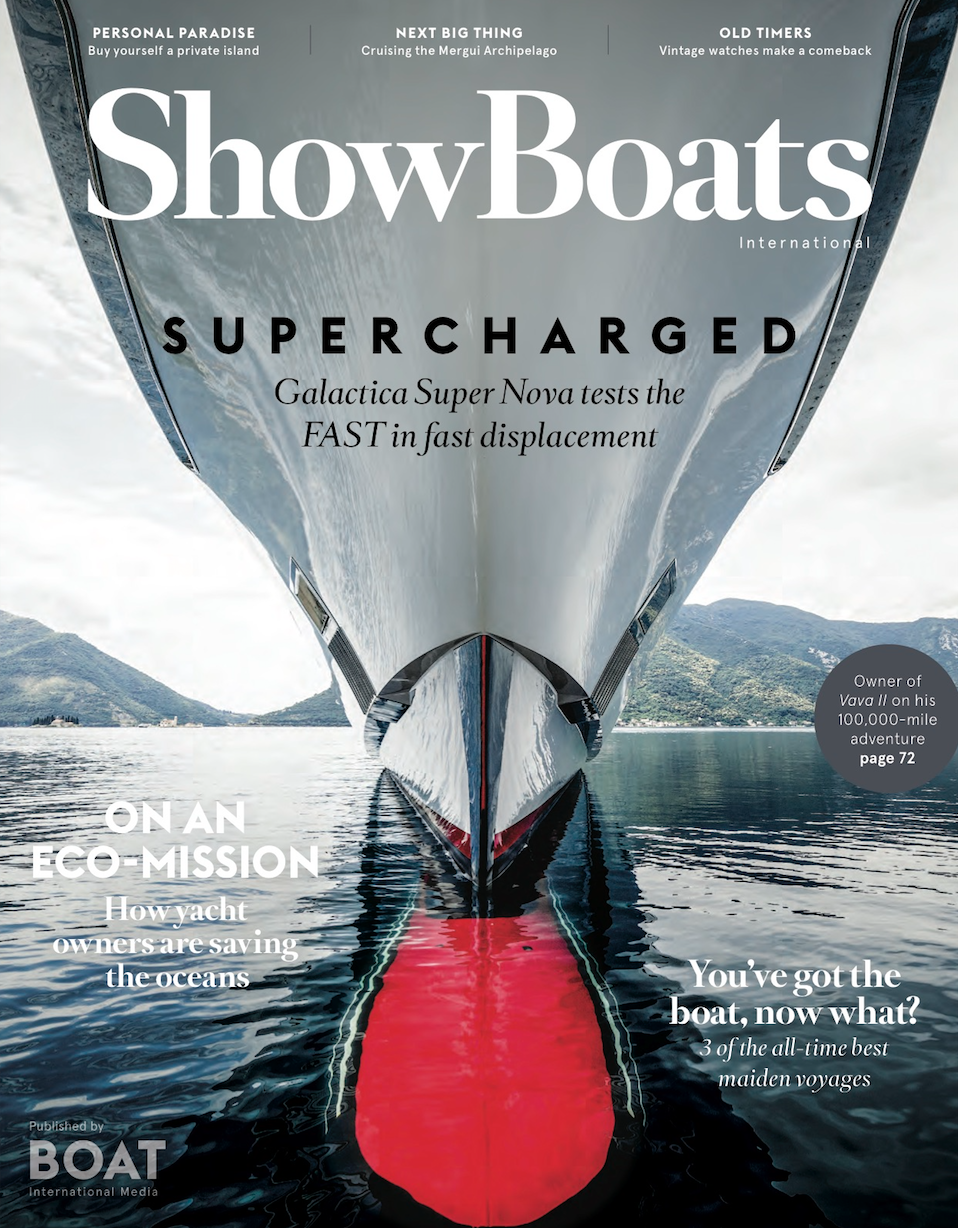 Show Boats