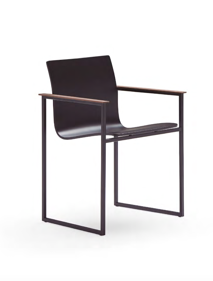 Copenhague Dining / Occasional Chair by José Martínez-Medina for JMM
