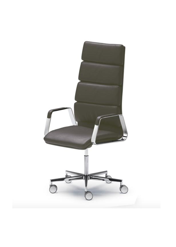 Onna.H Confort Executive Chair by Francesc Rifé for JMM