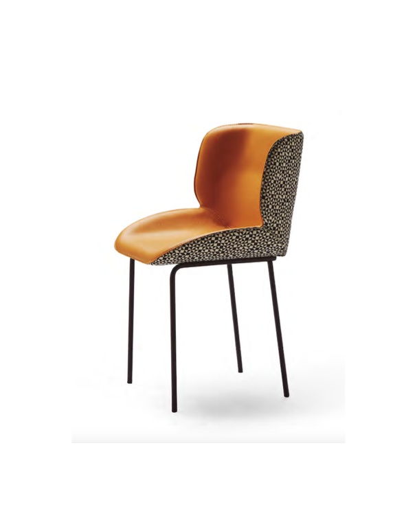 The French Dining / Occasional Chair by Eli Gutiérrez for JMM