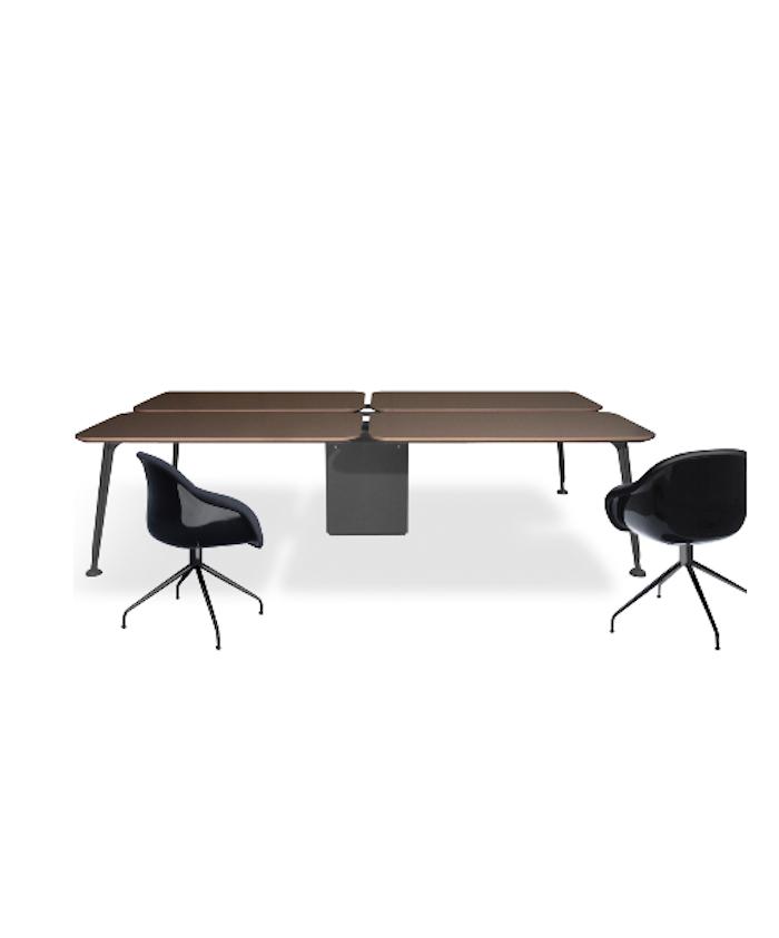 Company Work Desk by José Martínez Medina for JMM