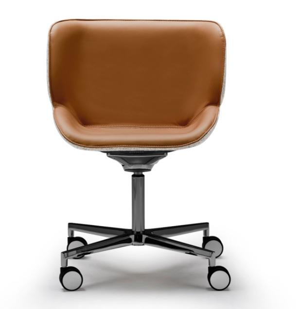 French Desk Chair by Eli Gutiérrez for JMM