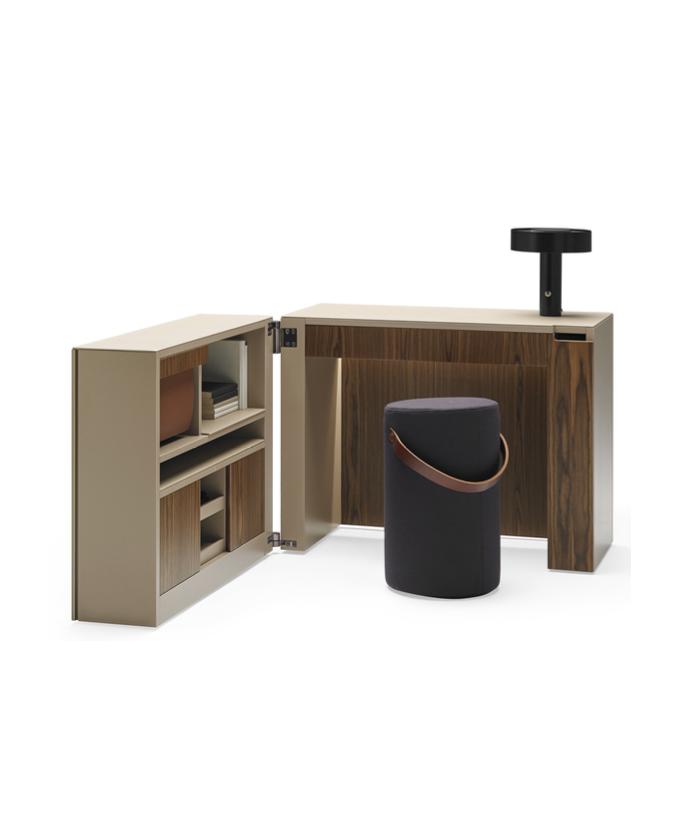 HO Cube Desk by Francesc Rifé for JMM