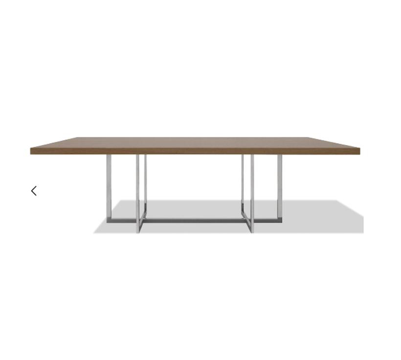 Tess Conference Table by José Martínez Medina for JMM