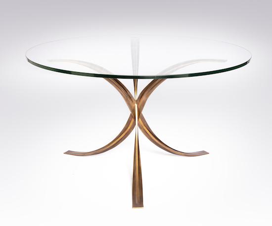 The Josef Dining Table by Studio Van den Akker